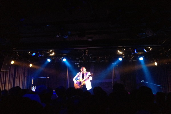 GregLake 来日公演 2013/6/15 @下北沢ガーデン