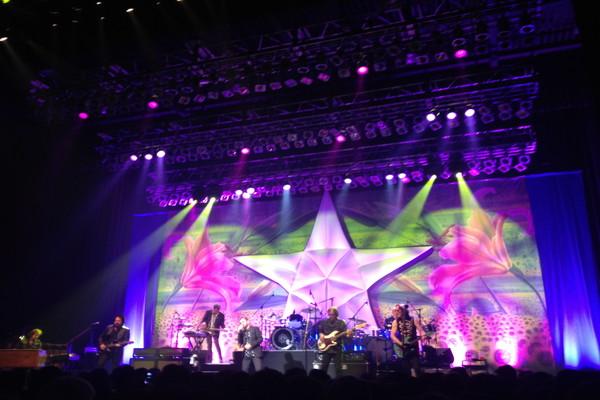 RINGO STARR & HIS ALL STARR BAND 2012/2/25 @ZEPP TOKYO