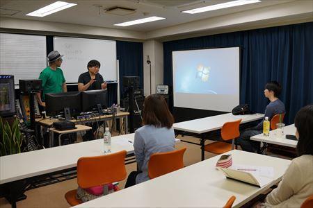 東京DTM作曲音楽学校 3期生入学説明会1回目