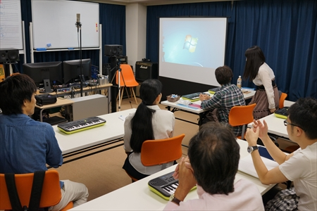 東京DTM作曲音楽学校 第4期生開講