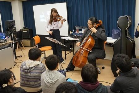 東京DTM作曲音楽学校 至上最強のストリングスアレンジ講座 第3回目授業新設