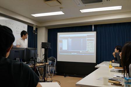 東京DTM作曲音楽学校 初級DAW講座03